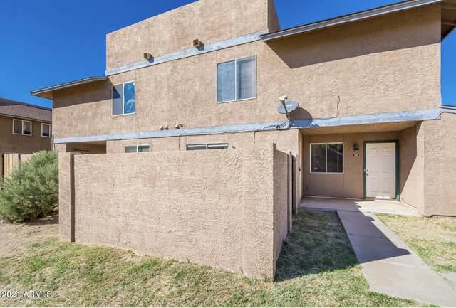6901 W Mackenzie Drive #1285, Phoenix, AZ 85033 (MLS #6311344) :: Elite Home Advisors