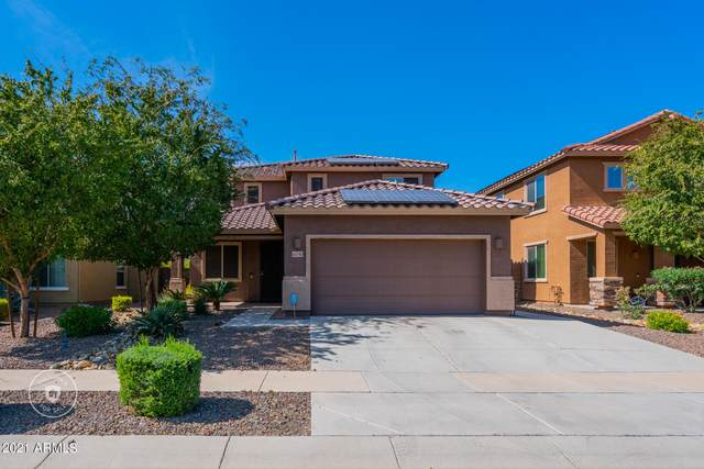 16340 N 73RD Lane, Peoria, AZ 85382 (MLS #6311351) :: Arizona Home Group