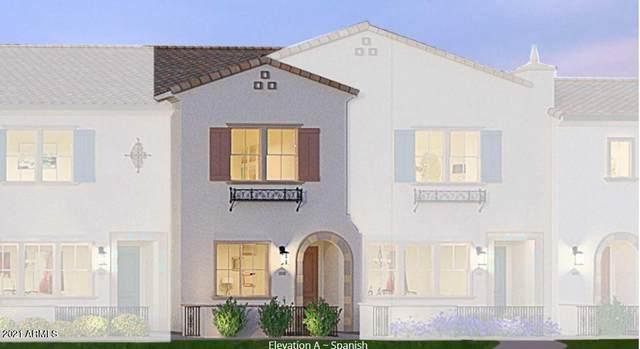 2633 S Catherine Drive #106, Gilbert, AZ 85295 (MLS #6311368) :: The Luna Team