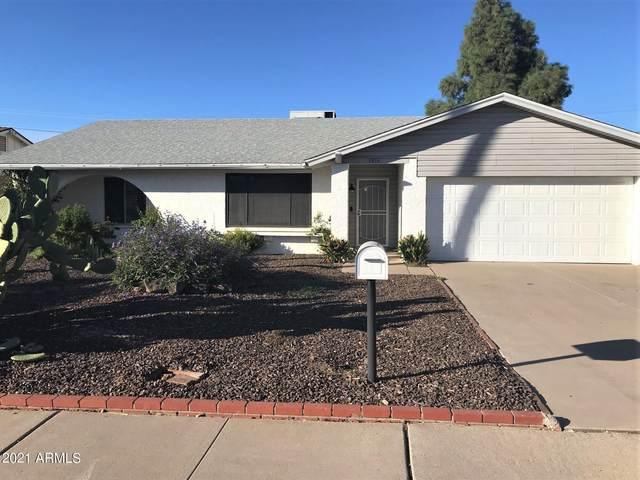 3016 W Acoma Drive, Phoenix, AZ 85053 (MLS #6311385) :: Maison DeBlanc Real Estate