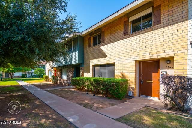 1647 W Hazelwood Street, Phoenix, AZ 85015 (MLS #6311390) :: Openshaw Real Estate Group in partnership with The Jesse Herfel Real Estate Group
