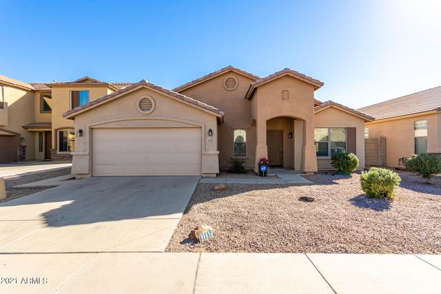 43397 W Wallner Drive, Maricopa, AZ 85138 (MLS #6311408) :: Openshaw Real Estate Group in partnership with The Jesse Herfel Real Estate Group