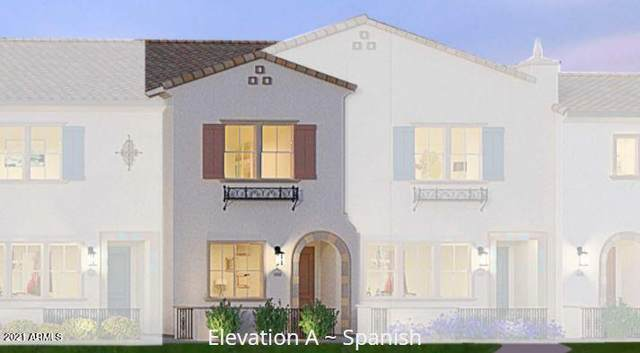 2660 S Equestrian Drive #103, Gilbert, AZ 85295 (MLS #6311414) :: The Copa Team | The Maricopa Real Estate Company