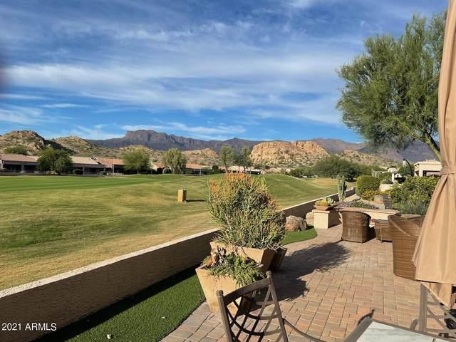 5602 S Indigo Drive, Gold Canyon, AZ 85118 (MLS #6311416) :: D & R Realty LLC