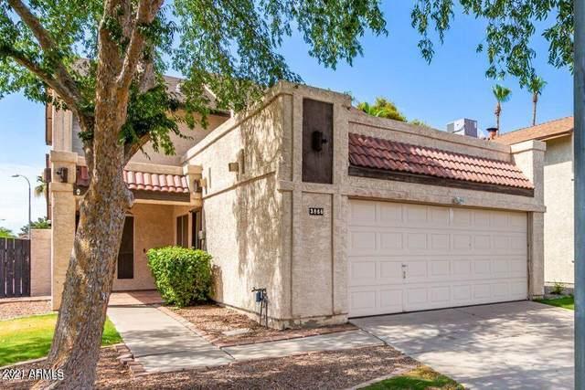3866 W Harrison Street, Chandler, AZ 85226 (MLS #6311428) :: Zolin Group