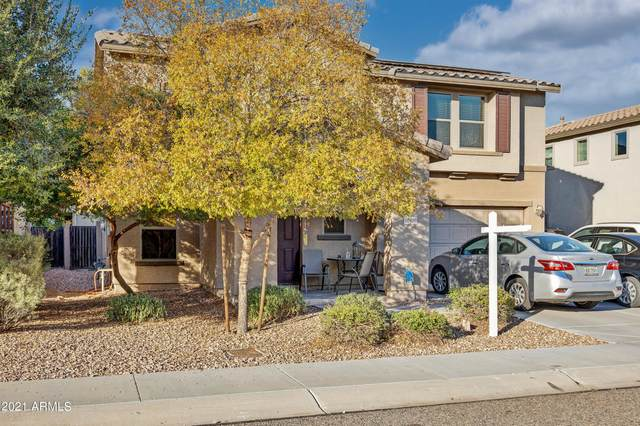 10820 W Elm Street, Phoenix, AZ 85037 (MLS #6311435) :: The Riddle Group
