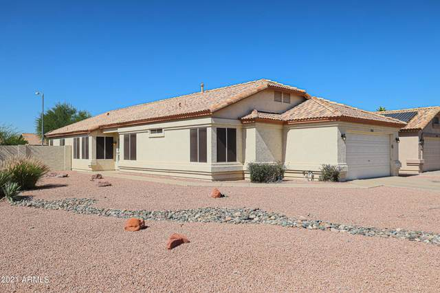 20818 N 104TH Avenue, Peoria, AZ 85382 (MLS #6311462) :: Openshaw Real Estate Group in partnership with The Jesse Herfel Real Estate Group