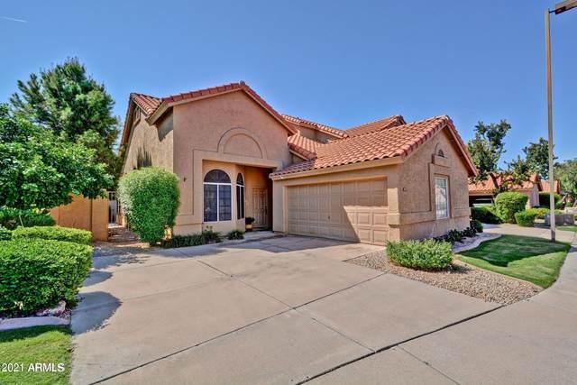 9295 E Camino Del Santo, Scottsdale, AZ 85260 (MLS #6311465) :: The Daniel Montez Real Estate Group