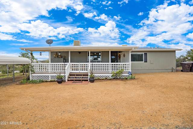 20885 E Valley View Lane, Mayer, AZ 86333 (MLS #6311471) :: Long Realty West Valley