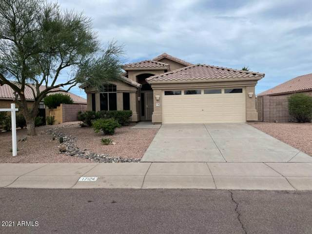 17124 E Hillcrest Drive, Fountain Hills, AZ 85268 (MLS #6311480) :: Openshaw Real Estate Group in partnership with The Jesse Herfel Real Estate Group