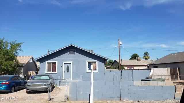 1634 E Jones Avenue, Phoenix, AZ 85040 (MLS #6311487) :: Hurtado Homes Group
