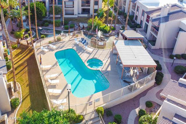 205 N 74TH Street #135, Mesa, AZ 85207 (MLS #6311511) :: Power Realty Group Model Home Center