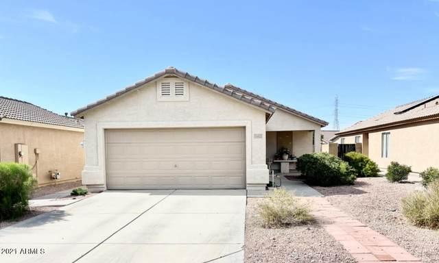 16422 N 113TH Drive, Surprise, AZ 85378 (MLS #6311517) :: The Luna Team