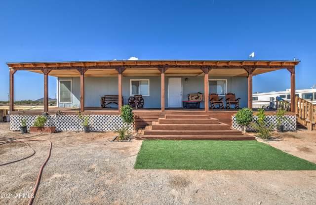 35013 W Wier Avenue, Tonopah, AZ 85354 (MLS #6311519) :: Long Realty West Valley