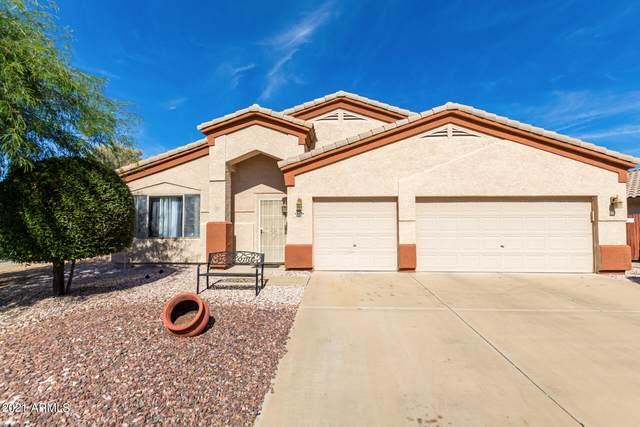 13476 W Paradise Lane, Surprise, AZ 85374 (MLS #6311525) :: Hurtado Homes Group