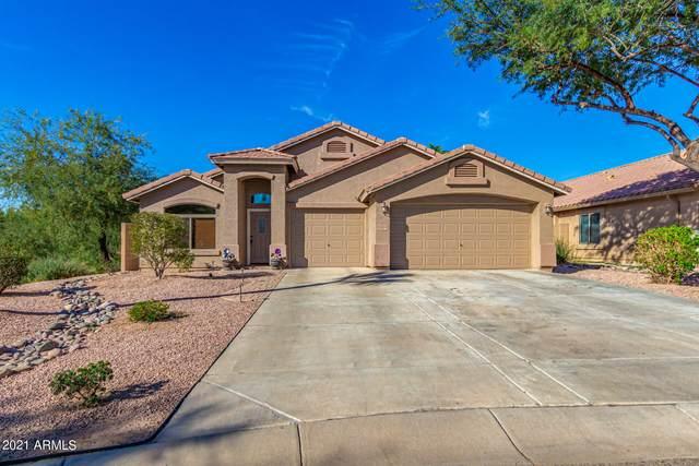 1374 W Holstein Trail W, San Tan Valley, AZ 85143 (MLS #6311537) :: My Home Group