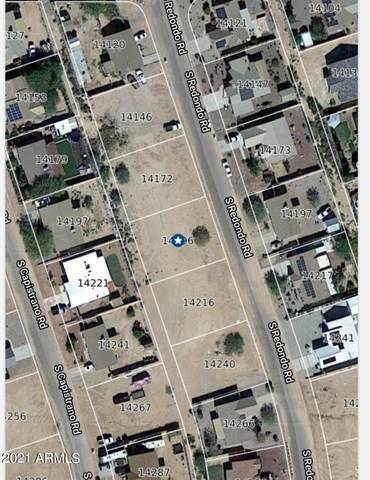 14196 S Redondo Road, Arizona City, AZ 85123 (MLS #6311545) :: Power Realty Group Model Home Center