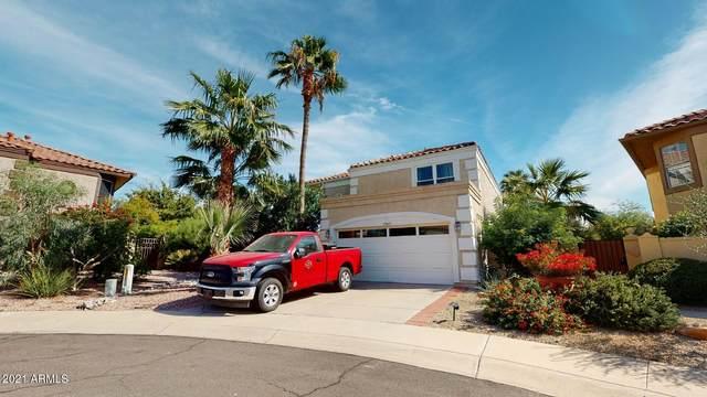 15831 S 33RD Way, Phoenix, AZ 85048 (MLS #6311547) :: The Daniel Montez Real Estate Group