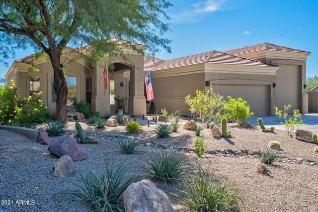 4831 E Sleepy Ranch Road, Cave Creek, AZ 85331 (MLS #6311556) :: My Home Group