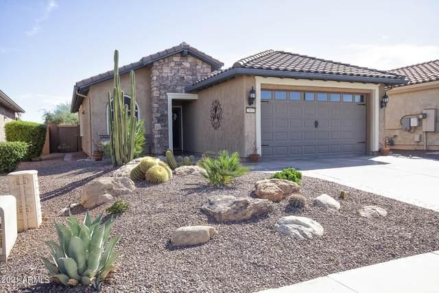 21837 N 261ST Avenue, Buckeye, AZ 85396 (MLS #6311560) :: The Copa Team | The Maricopa Real Estate Company