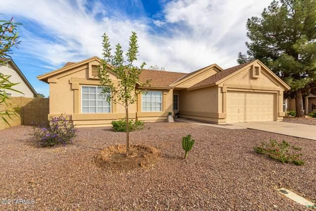 907 N Falcon Drive, Gilbert, AZ 85234 (MLS #6311564) :: The Copa Team | The Maricopa Real Estate Company