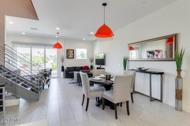 4444 N 25TH Street N #15, Phoenix, AZ 85016 (MLS #6311566) :: The Copa Team | The Maricopa Real Estate Company