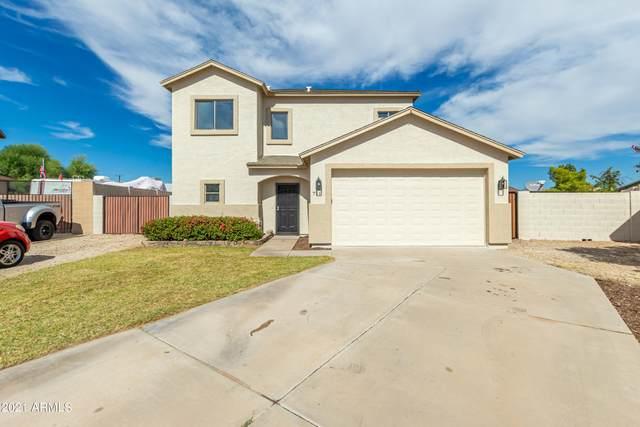 711 S Paustian Circle, Apache Junction, AZ 85120 (MLS #6311582) :: The Daniel Montez Real Estate Group
