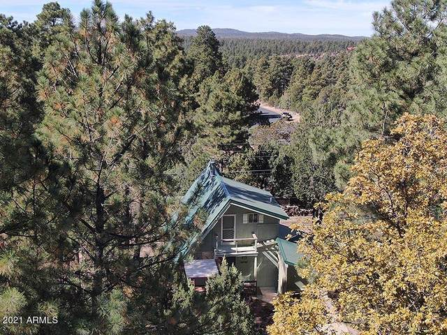 680 N 43RD Drive, Show Low, AZ 85901 (MLS #6311583) :: Long Realty West Valley