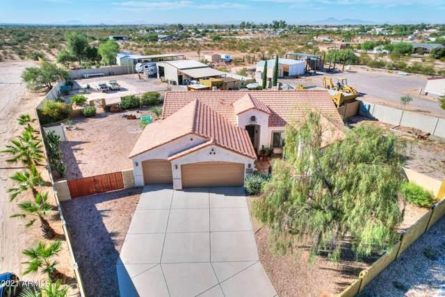 17085 W Hopi Drive, Casa Grande, AZ 85122 (MLS #6311585) :: Arizona Home Group