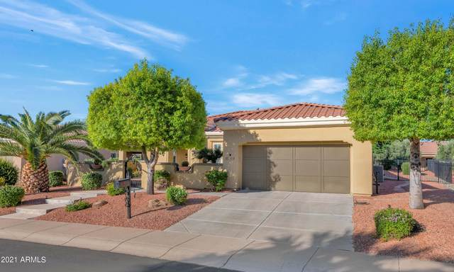 22018 N Giovota Drive, Sun City West, AZ 85375 (MLS #6311586) :: Long Realty West Valley