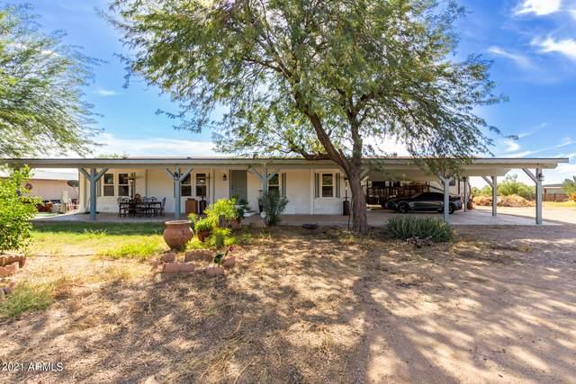 4461 E Rolling Ridge Road, San Tan Valley, AZ 85140 (MLS #6311590) :: My Home Group