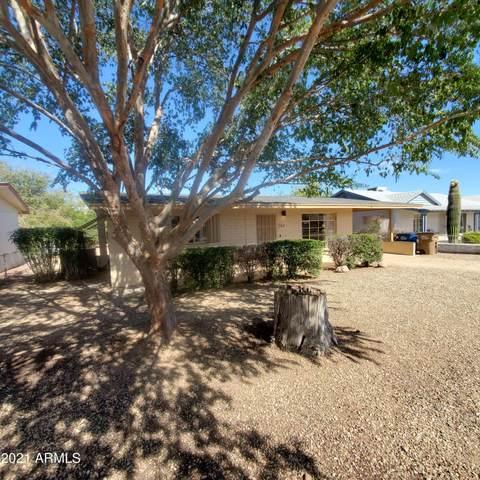 460 S Oxbow Drive, Wickenburg, AZ 85390 (MLS #6311591) :: Power Realty Group Model Home Center
