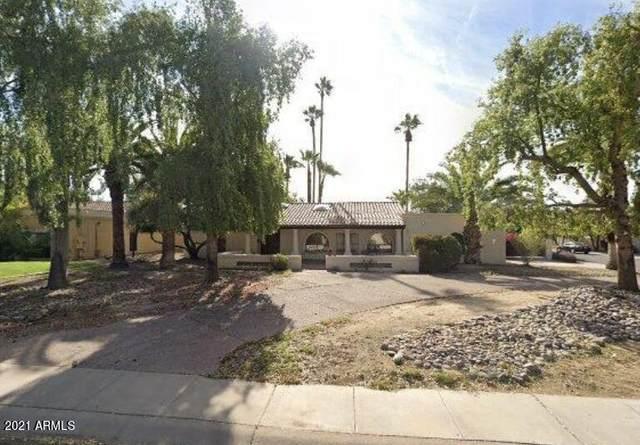 8501 E Appaloosa Trail, Scottsdale, AZ 85258 (MLS #6311600) :: The Ethridge Team