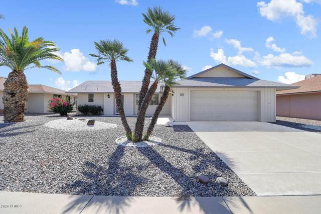 12415 W Coronet Drive, Sun City West, AZ 85375 (MLS #6311624) :: Long Realty West Valley