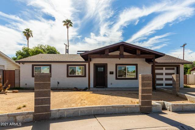 2917 W Windrose Drive, Phoenix, AZ 85029 (MLS #6311627) :: Power Realty Group Model Home Center