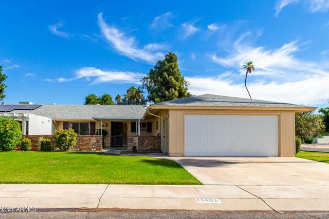 13401 N Cedar Drive, Sun City, AZ 85351 (MLS #6311649) :: The Copa Team | The Maricopa Real Estate Company