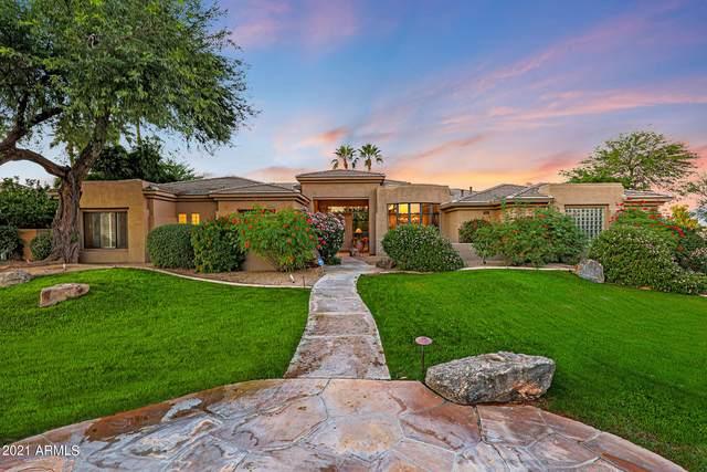 7172 E Paradise Ranch Road E, Paradise Valley, AZ 85253 (MLS #6311678) :: Hurtado Homes Group