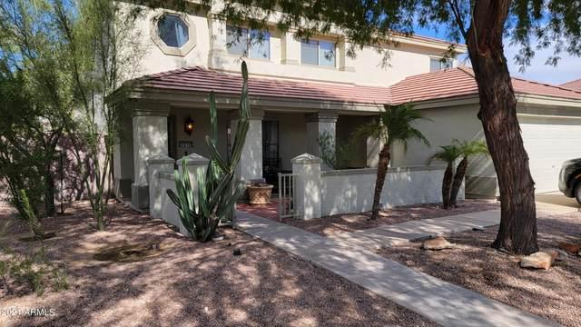1210 E Gwen Street, Phoenix, AZ 85042 (MLS #6311704) :: Elite Home Advisors