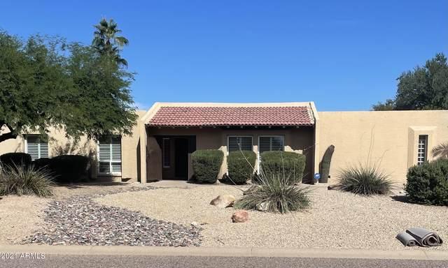8542 E Sunnyside Drive, Scottsdale, AZ 85260 (MLS #6311708) :: Scott Gaertner Group