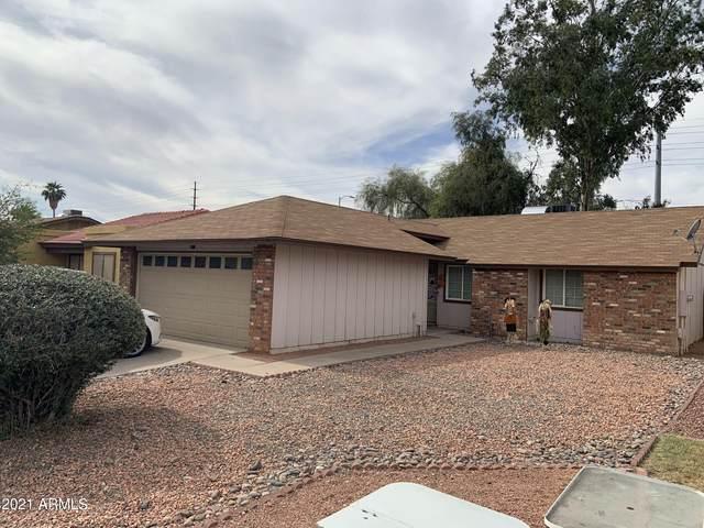 3160 N 90TH Drive, Phoenix, AZ 85037 (MLS #6311713) :: Elite Home Advisors