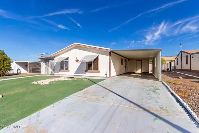 7426 E Abilene Avenue, Mesa, AZ 85208 (MLS #6311716) :: Zolin Group