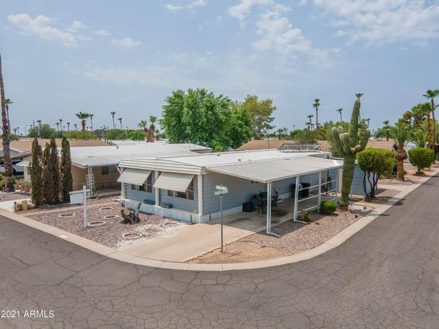 201 S Greenfield Road #324, Mesa, AZ 85206 (MLS #6311718) :: Synergy Real Estate Partners