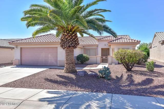 15813 W Bridgewater Way, Surprise, AZ 85374 (MLS #6311724) :: Synergy Real Estate Partners