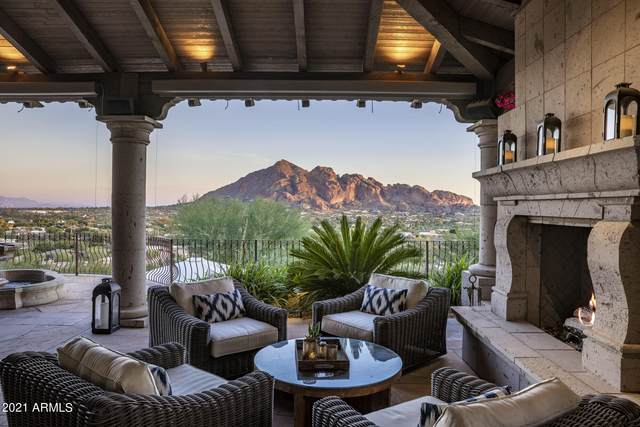 6845 N Highlands Drive, Paradise Valley, AZ 85253 (MLS #6311738) :: Hurtado Homes Group