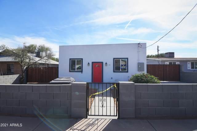 25 W Whyman Avenue, Avondale, AZ 85323 (MLS #6311743) :: Howe Realty
