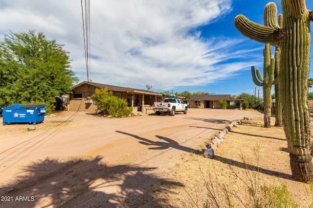 225 S Grand Drive, Apache Junction, AZ 85120 (MLS #6311776) :: The Daniel Montez Real Estate Group