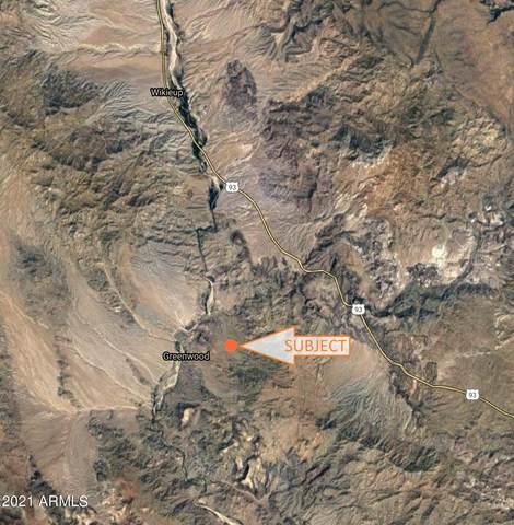 15901 E Page Road, Wikieup, AZ 85360 (MLS #6311786) :: Hurtado Homes Group
