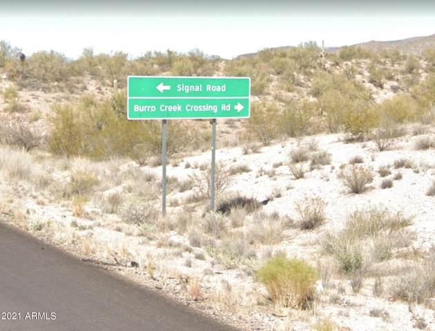 172 E Burro Creek Crossing Road, Wikieup, AZ 85360 (MLS #6311790) :: Hurtado Homes Group