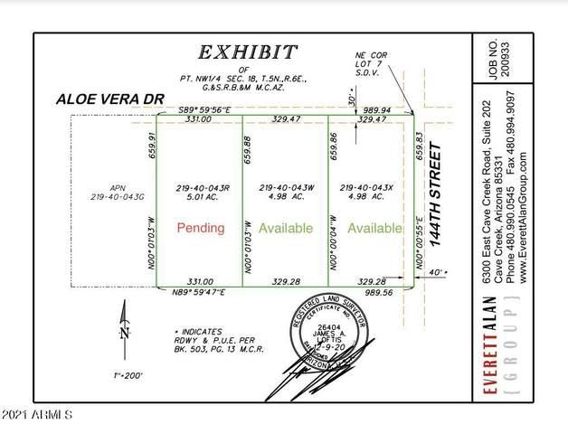 138xxx E Aloe Vera Drive E, Scottsdale, AZ 85262 (MLS #6311795) :: My Home Group
