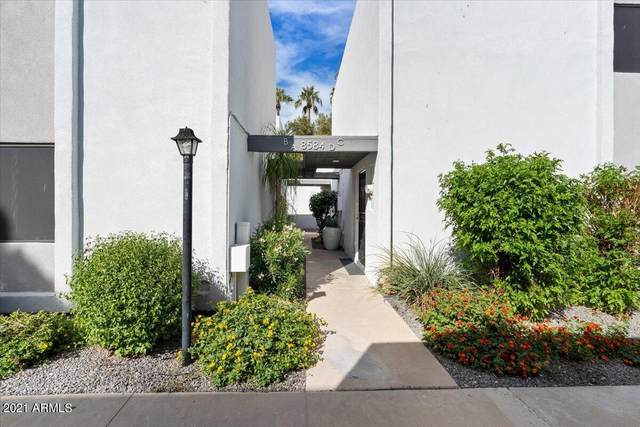 8584 E Indian School Road B, Scottsdale, AZ 85251 (MLS #6311800) :: The Property Partners at eXp Realty